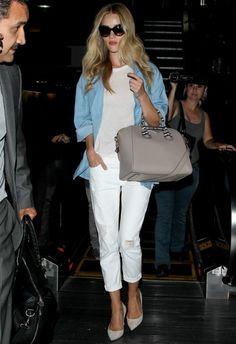 ロージー・ハンティントン=ホワイトリー 海外セレブ最新画像・私服ファッション・着用ブランドチェック DailyCelebrityDiary*