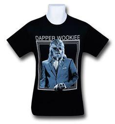 Star Wars Dapper Wookiee T-Shirt