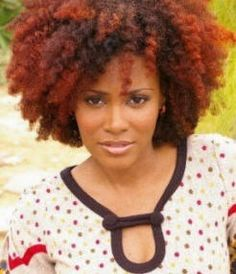 50 shades of Red. I want to color my curls what about you? @CurlKit Curly By Nature #curlycolor
