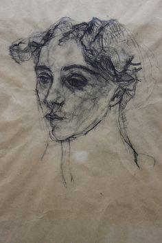 Oskar KOKOSCHKA  Drawing