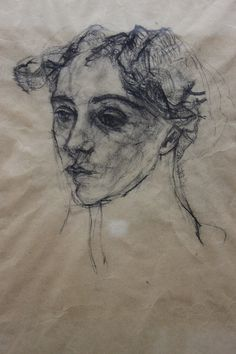 Oskar KOKOSCHKA Drawing