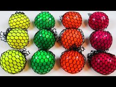 14 homemade stress balls to release your stress instantly diy today i want to show you how to make these super cool and cute mini stress balls i made mesh slime ones and also m ccuart Choice Image
