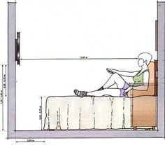 TV no quarto