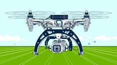 """August 9, 2013 - Take to the Sky for High-Tech Field Scouting. """"Take to the Sky for High-Tech Field Scouting,"""" check out today's Catch for more info on the newest technology to hit precision agriculture!"""