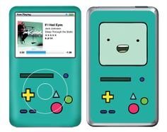 Apple iPod Classic Skin Cover – Beemo BMO   (KPC-048)