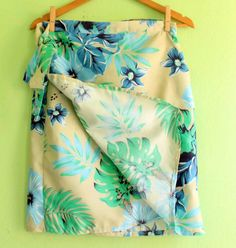 Skirt Pattern Free, Skirt Patterns Sewing, Sewing Patterns Free, Free Pattern, Wrap Skirt Patterns, Sewing Ideas, Sewing Projects, Burda Patterns, Clothing Patterns
