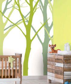 Fantasyroom | Tapetenwandbilder & Panoramatapeten im Babyzimmer & Kinderzimmer: Kinderzimmerideen