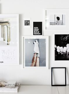 collage wall by AMM blog, via Flickr