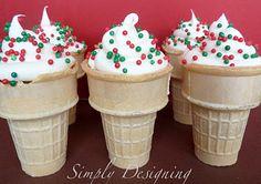 Simply Designing with Ashley: Christmas Kupcake Konz
