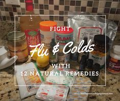 This year's flu season has been savage and deadly. Conventional treatment is antiviral drugs and vaccines,but what if there are safer, more natural remedies? Some of them just might be hidden away in you medicine chest and pantry!