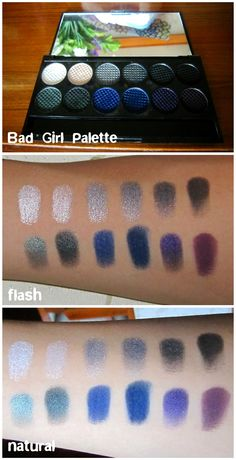 Sleek Palette in Bad Girl;