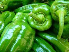 パプリカ, 野菜, 緑, 食品