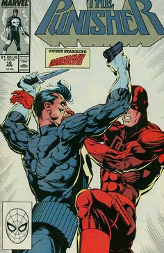 Images for : 23 Times Daredevil and Punisher Shared a Comic Cover - Comic Book Resources