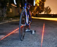 Xfire bike lane safety light. Buying it for sure