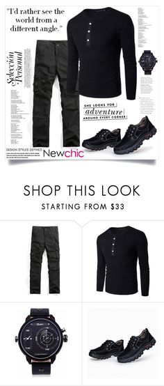 """""""New chic 10"""" by zbanapolyvore ❤ liked on Polyvore featuring Kate Spade, men's fashion and menswear"""