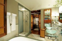 The Constance Belle Mare Plage: The Bathroom Of The Constance Belle Mare Plage