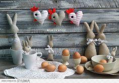Na toto sa chystám - šitie - Album používateľky ivetusik Ester Crafts, Easter Crochet, Decoupage, Planter Pots, Scrapbooking, Jar, Sewing Ideas, Hearts, Decorations