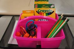 Organizational Tips and Tricks for Your Classroom