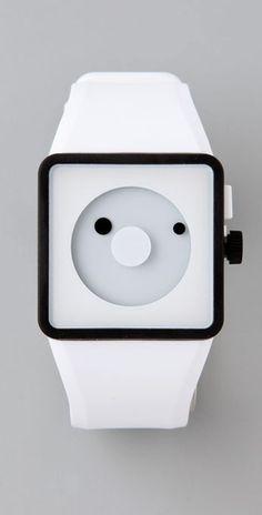 Cute watch !