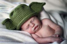 Sweet perfect precious baby nephew. @Chelsea Beck #baby #yoda #star wars