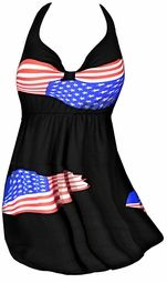 4th of july bathing suit