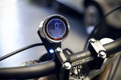 digital speedometer -cafe