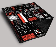 Twenty One Pilots Throw Blanket