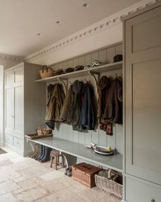 Awesome A bootroom/mudroom designed for an English country house by Artichoke. The post A bootroom/mudroom designed for an English country house by Artichoke…. appeared first on Home Decor Designs Trends .