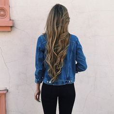 Cath Belle- in love with her hair