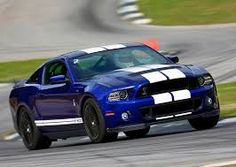 Nuova Ford Mustang Shelby Gte potente