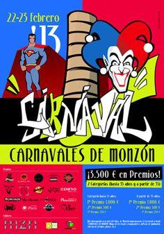 Carnaval - Monzón 2013