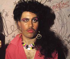 I like Pedro Almodovar better than Philippe Stark any day. Almodovar Films, Afro Punk Fashion, Goth Glam, Cindy Sherman, Music Mix, Film Director, Fashion Photo, Bowser, Wonder Woman