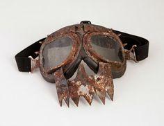 Post-Apocalyptic Fashion | melanieleandro: Raider Goggles
