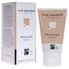 Fair Squared BB (Blemish Balm) Cream 50ml Light - Fair Squared