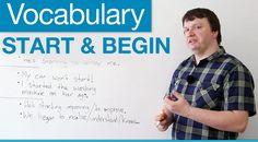 Pengertian Dan Perbedaan Begin vs Start serta Penggunaan dan Contoh dalam Bahasa Inggris - http://www.sekolahbahasainggris.com/pengertian-dan-perbedaan-begin-vs-start-serta-penggunaan-dan-contoh-dalam-bahasa-inggris/