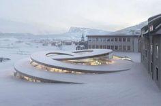 BIG Architects - Audemars Piguet, Le Brassus (2014)