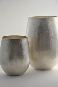 Adrian Hope    Hand raised Silver and copper vessels    www.adrianhope.co.uk