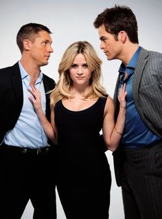 Tom Hardy, Reese Witherspoon & Chris Pine - This means war directed by McG (2012)