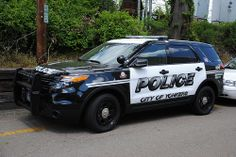Yonkers Police New Squad Car