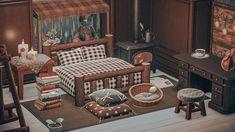 Animal Crossing Pocket Camp, Animal Crossing Game, Animal Games, My Animal, Film Manga, Ac New Leaf, Motifs Animal, Island Design, Cozy Bedroom