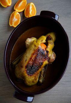 Receta 855: Pato a la naranja » 1080 Fotos de cocina