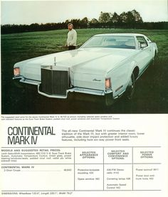 1972 Lincoln Continental Mark IV   coconv   Flickr