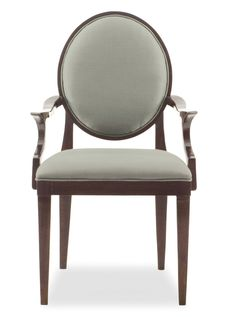 Description: Standard fabric B903 shown. Brunette finish. Seat Height: 19″ Arm Height: 25″ Dimension: 24-3/8W 23-7/8D 38-1/2H Style Number: 346-562