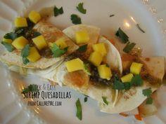 shrimp quesadilla #seafood #quesadillas #healthy #lunches #callmepmc