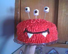 Monster Birthday Cake!