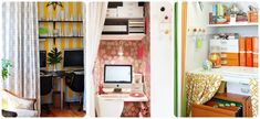 Converting Closets into Offices