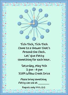 9 best around the clock shower invitations images on pinterest blue boy elephant invitation baby shower printable editable digital pdf file templett bsi137diy filmwisefo