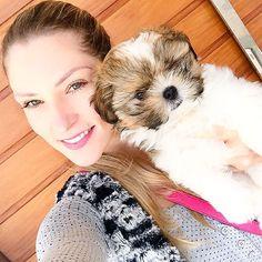 Night Night  by ursinha Chanel !!!! #nightnight #ursinha #chanel #princess #maninha #tobby #meusamores #shihtzulovers #doglovers #petlovers