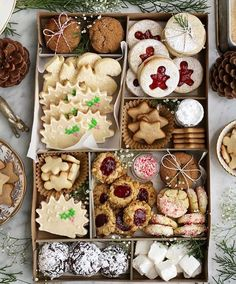 Christmas cookies @foodandwine