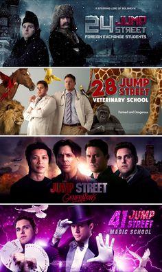 22 Jump Street | The 18 Most OMG Movie Scenes Of 2014